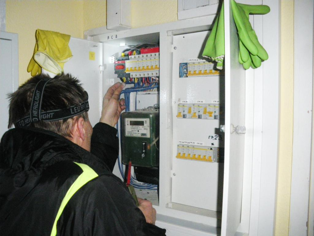 Вакансии электрика в Санкт-Петербурге и пригородах.