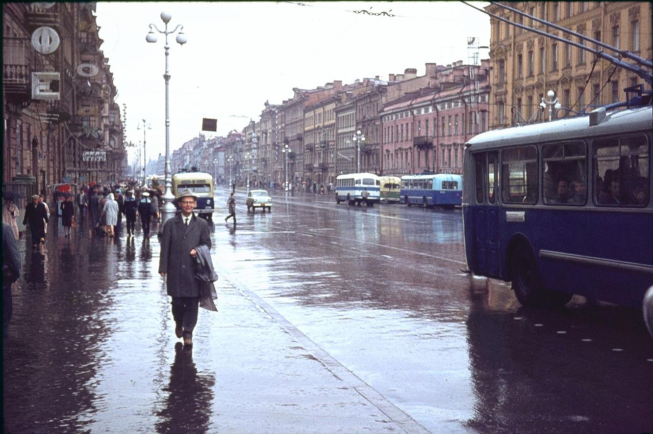 Ленинград 1970-е